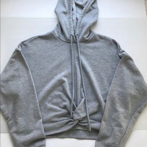 Forever 21 Used Cropped Hoodie
